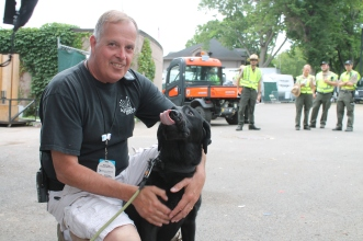 Bomb Squad Pups & Papa Bear