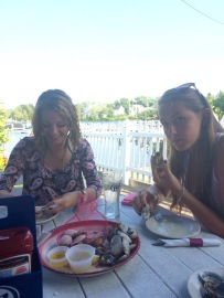 Lake Weekend with Jenn