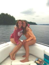 Boat Days at the Lake!