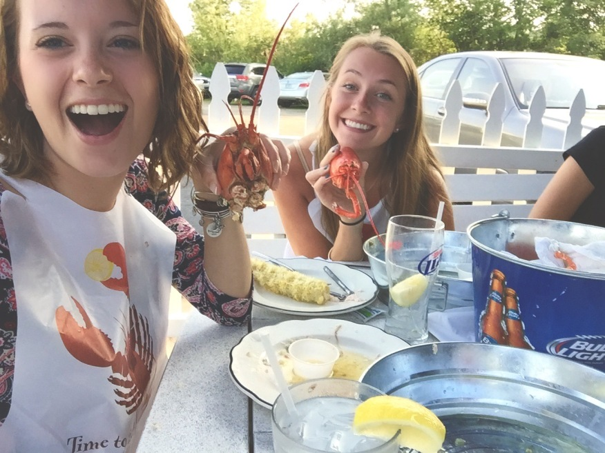 Lake Weekend with Jenn!