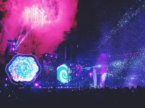 Coldplay, July 30th, 2016