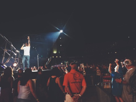 Luke Bryan, July 15th, 2016